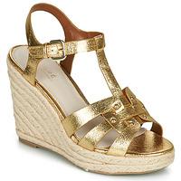 Zapatos Mujer Sandalias André PERLINE Oro