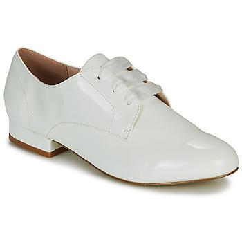 Zapatos Mujer Derbie André ERNESTINE Blanco
