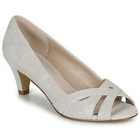 Zapatos Mujer Zapatos de tacón André JELENA Plata