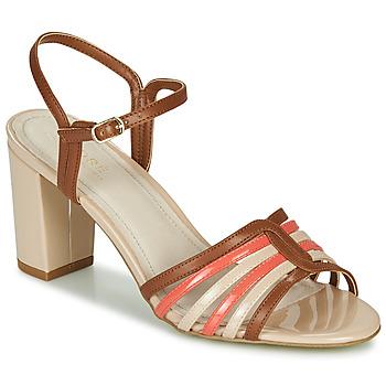 Zapatos Mujer Sandalias André PARISSE Multicolor