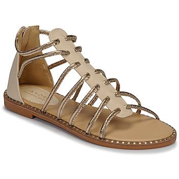 Zapatos Mujer Sandalias André PAIGE Rosa