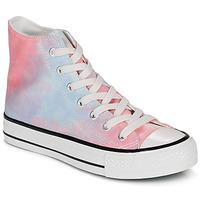 Zapatos Mujer Zapatillas altas André HEAVEN Multicolor