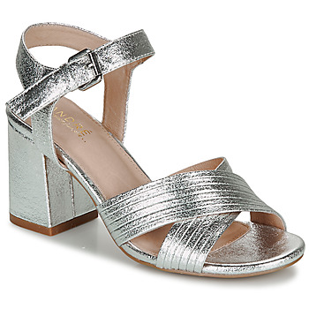 Zapatos Mujer Sandalias André JACYNTH Plata
