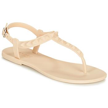 Zapatos Mujer Sandalias André HADEWIG Beige