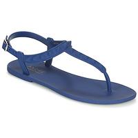 Zapatos Mujer Sandalias André HADEWIG Marino