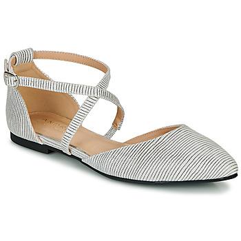 Zapatos Mujer Bailarinas-manoletinas André MARTHA Azul