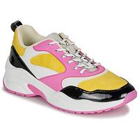 Zapatos Mujer Zapatillas bajas André HAVVA Multicolor