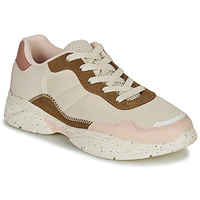 Zapatos Mujer Zapatillas bajas André HAZE Beige