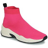 Zapatos Mujer Zapatillas altas André HARUNA Rosa