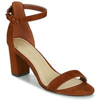 Zapatos Mujer Sandalias André BERTILLE Marrón
