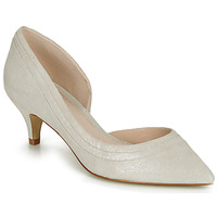 Zapatos Mujer Zapatos de tacón André JACLYN Plata