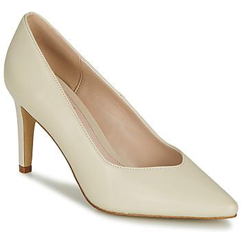 Zapatos Mujer Zapatos de tacón André BETH Blanco