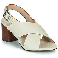Zapatos Mujer Sandalias André JANNINE Beige