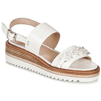 Zapatos Mujer Sandalias André ESPERANZA Blanco