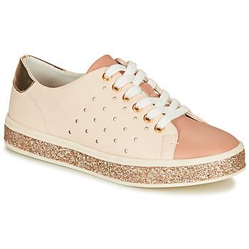 Zapatos Mujer Zapatillas bajas André PENNY Rosa
