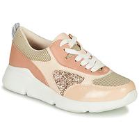 Zapatos Mujer Zapatillas bajas André PORTIA Rosa