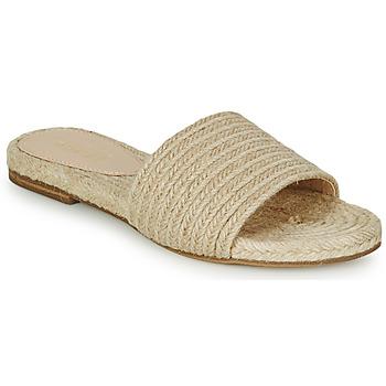 Zapatos Mujer Sandalias André PAMILIA Beige