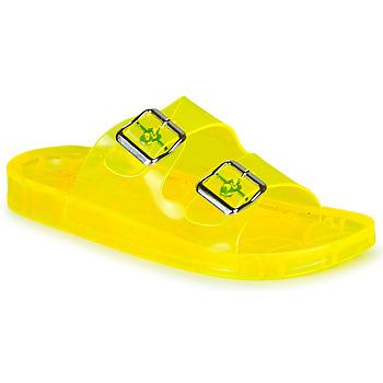 Zapatos Mujer Sandalias André HAF Amarillo
