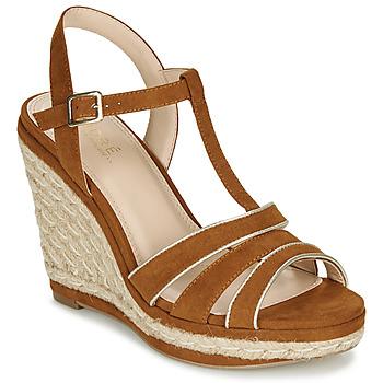 Zapatos Mujer Sandalias André JULY Camel