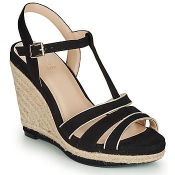 Zapatos Mujer Sandalias André JULY Negro