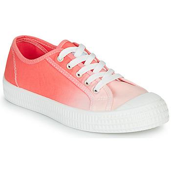 Zapatos Mujer Zapatillas bajas André HARPER Coral