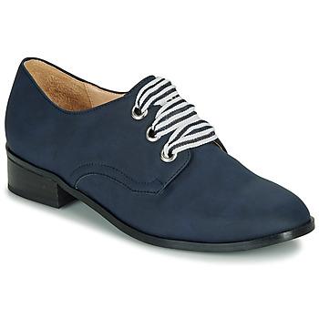 Zapatos Mujer Derbie André MONTSERRAT Azul