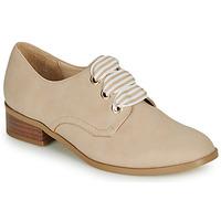 Zapatos Mujer Derbie André MONTSERRAT Beige
