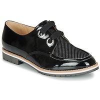 Zapatos Mujer Derbie André MADDO Negro