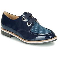 Zapatos Mujer Derbie André MADDO Azul