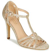 Zapatos Mujer Zapatos de tacón André JOY Oro