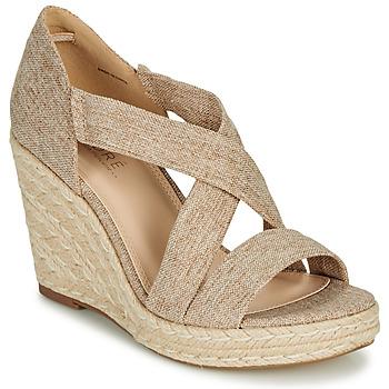Zapatos Mujer Zapatos de tacón André PERMELIA Beige