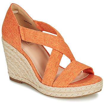 Zapatos Mujer Zapatos de tacón André PERMELIA Naranja