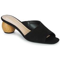 Zapatos Mujer Sandalias André JUSTINE Negro