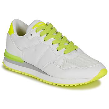 Zapatos Mujer Zapatillas bajas André HISAYO Blanco