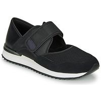 Zapatos Mujer Zapatillas bajas André HISAYA Negro