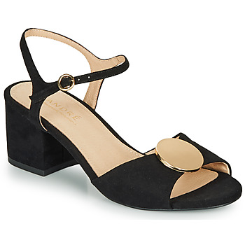 Zapatos Mujer Sandalias André JEANETTE Negro