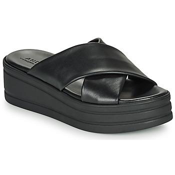 Zapatos Mujer Sandalias André ELVIANA Negro