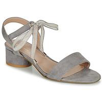 Zapatos Mujer Sandalias André PAULENE Gris