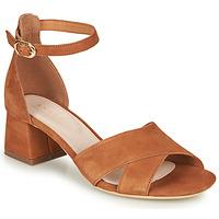 Zapatos Mujer Sandalias André JAYLA Camel