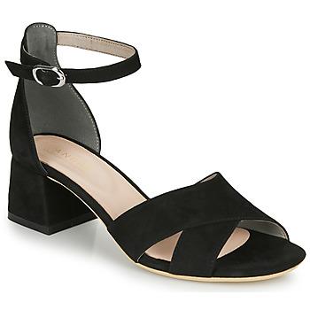 Zapatos Mujer Sandalias André JAYLA Negro
