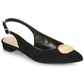 Zapatos Mujer Bailarinas-manoletinas André JACQUOTTE Negro