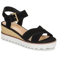 Zapatos Mujer Sandalias André EMILIA Negro