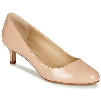 Zapatos Mujer Zapatos de tacón André VALERIANE Nude