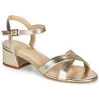 Zapatos Mujer Sandalias André VICTORIA Oro
