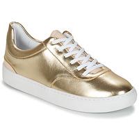 Zapatos Mujer Zapatillas bajas André VIORNE Oro
