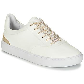 Zapatos Mujer Zapatillas bajas André VIORNE Blanco