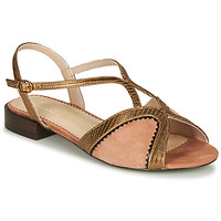 Zapatos Mujer Sandalias André LA TRAPEZISTE Rosa