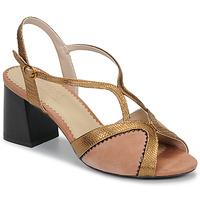 Zapatos Mujer Sandalias André LA MAGICIENNE Rosa