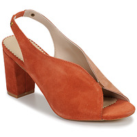 Zapatos Mujer Sandalias André L ILLUSIONISTE Rosa