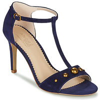 Zapatos Mujer Sandalias André LA DOMPTEUSE Azul